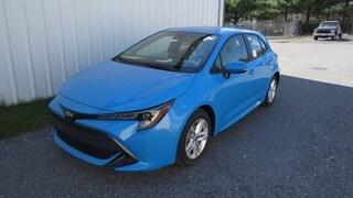New 2019 Toyota Corolla Hatchback SE Hatchback for Sale near Baltimore