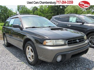 1997 Subaru Legacy Outback Wagon