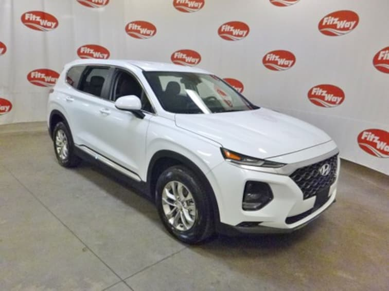 Certified Used 2019 Hyundai Santa Fe SE 2.4 SUV 5NMS23AD7KH031853 in Clearwater