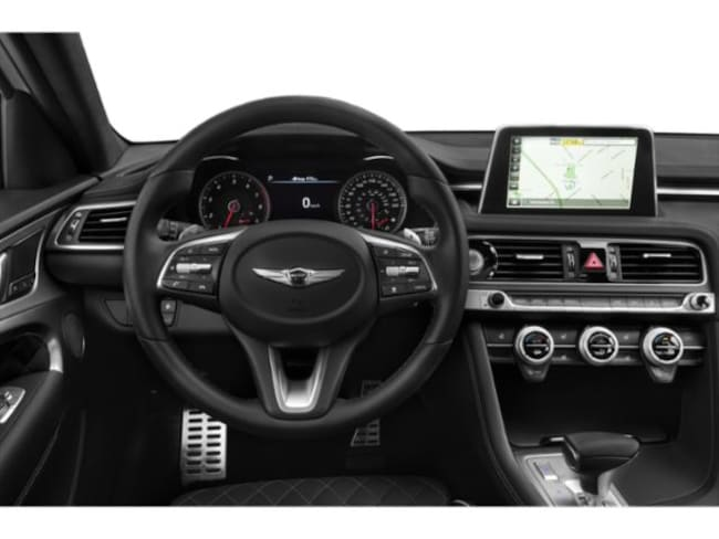 New 2019 Genesis G70 For Sale At Fitzgerald S Countryside Hyundai