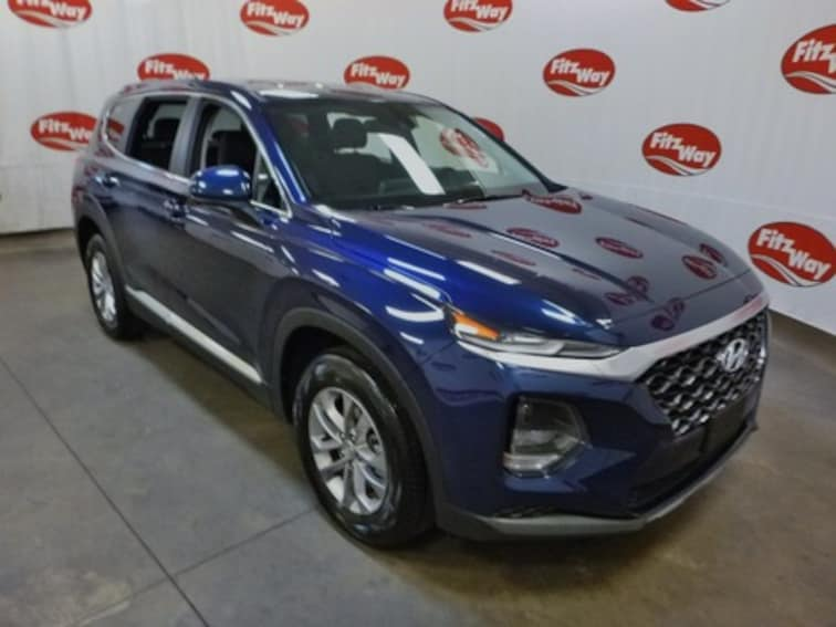Certified Used 2019 Hyundai Santa Fe SE 2.4 SUV 5NMS23AD7KH004796 in Clearwater