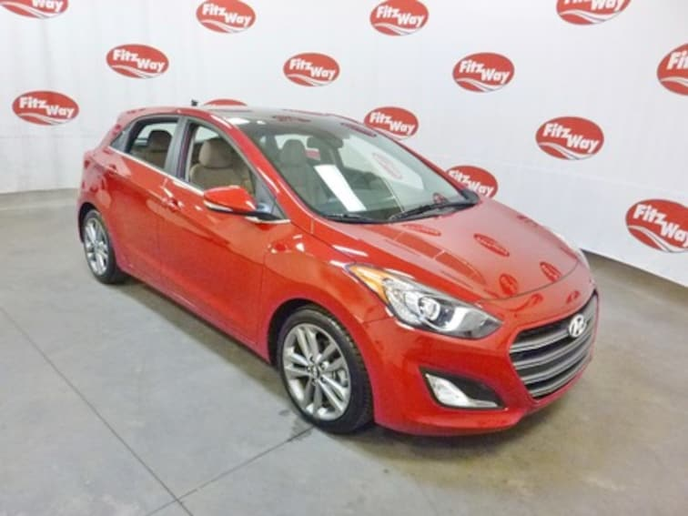 Certified Used 2016 Hyundai Elantra GT Base Hatchback KMHD35LH3GU308673 in Clearwater
