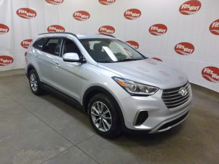 Certified Used 2018 Hyundai Santa Fe SE SUV KM8SM4HF1JU259793 in Clearwater