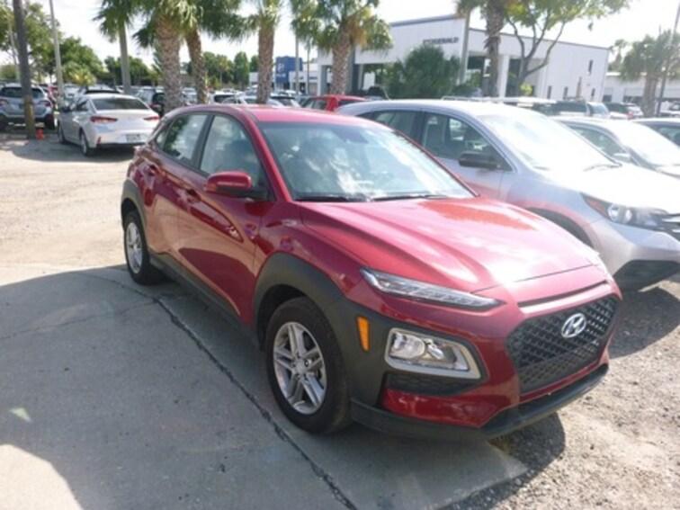Certified Used 2019 Hyundai Kona SE SUV KM8K12AA1KU222904 in Clearwater