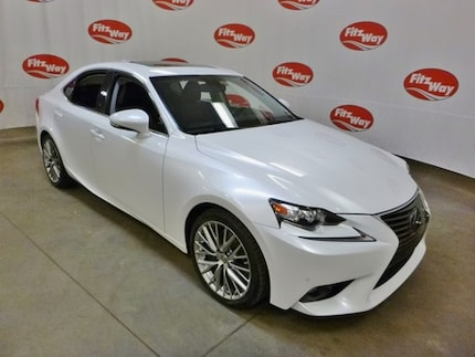2016 Lexus IS 200t Sedan