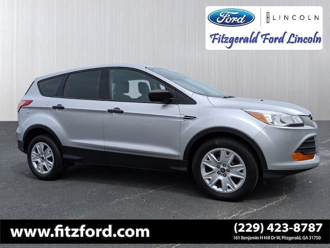 2016 Ford Escape S SUV in Fitzgerald