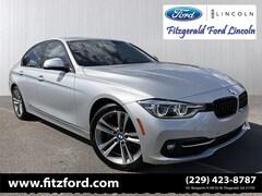 Used 2016 BMW 3 Series 328i Sedan WBA8E9G50GNT86147 in Fitzgerald, GA