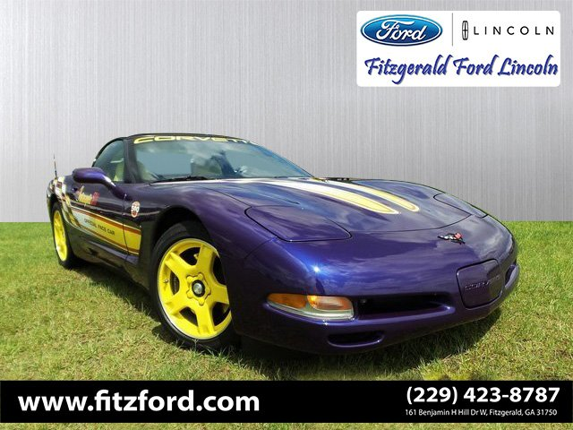 1998 Chevrolet Corvette Base Convertible