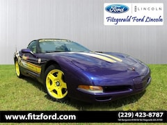 Used 1998 Chevrolet Corvette Base Convertible in Fitzgerald, GA