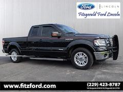 2013 Ford F-150 Lariat Truck