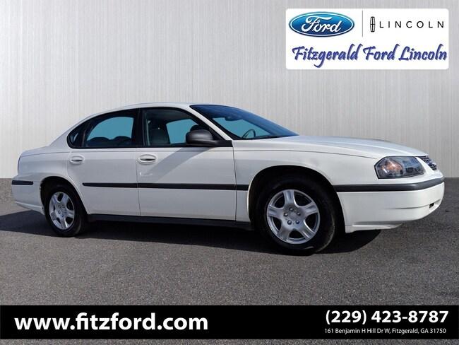 2005 Chevrolet Impala Base Sedan in Fitzgerald