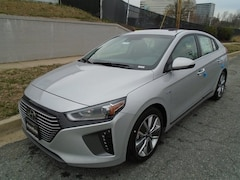2019 Hyundai Ioniq Hybrid Limited Hatchback for Sale in Rockville MD