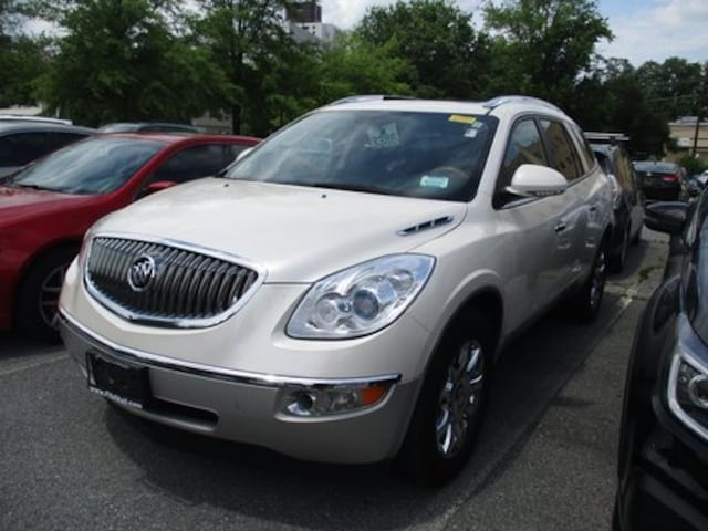 2012 Buick Enclave For Sale >> Used 2012 Buick Enclave For Sale At Fitzgerald Hyundai Rockville Vin 5gakvced0cj418744