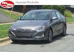 2020 Hyundai Elantra Limited w/SULEV Sedan for Sale in Rockville MD