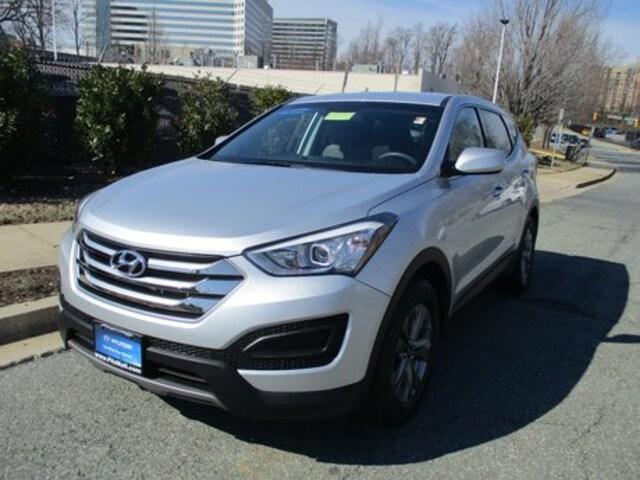 Mazda Santa Fe >> Used 2016 Hyundai Santa Fe Sport For Sale At Fitzgerald Mazda Of
