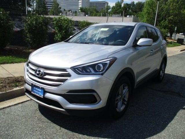 Mazda Santa Fe >> Used 2018 Hyundai Santa Fe Sport For Sale At Fitzgerald Mazda Of