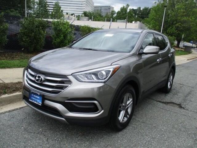 Mazda Santa Fe >> Used 2017 Hyundai Santa Fe Sport For Sale At Fitzgerald Mazda Of Annapolis Vin 5nmztdlb6hh043997
