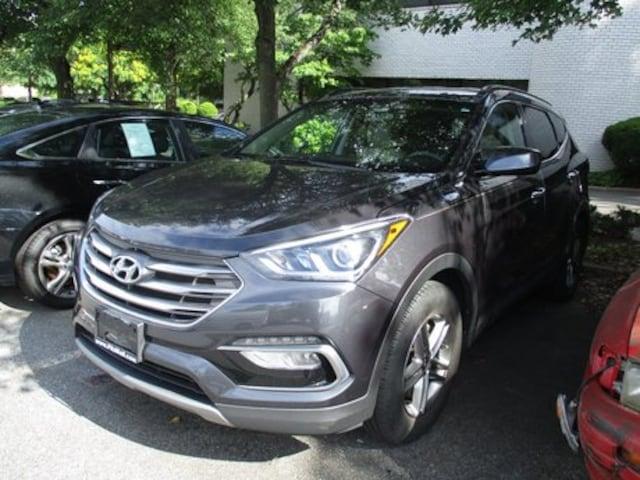 Mazda Santa Fe >> Used 2017 Hyundai Santa Fe Sport For Sale At Fitzgerald Mazda Of