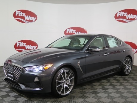 2019 Genesis G70 3.3T Design Sedan for Sale in Gaithersburg MD
