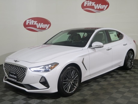 2019 Genesis G70 2.0T Advanced Sedan for Sale in Gaithersburg MD