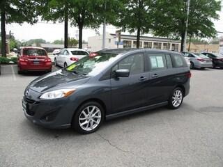 2012 Mazda Mazda5 Touring (A5) Wagon