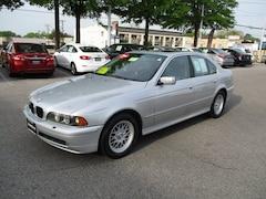 2002 BMW 525iA Sedan