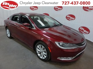 Used 2015 Chrysler 200 J308484A for sale in Clearwater, FL