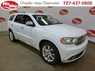Used 2018 Dodge Durango 1C4RDHEG9JC412899 for sale in Clearwater, FL