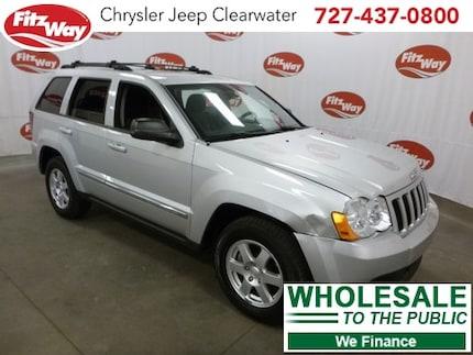 2010 Jeep Grand Cherokee SUV