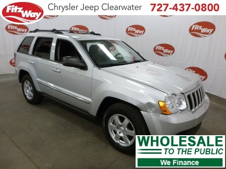 Used 2010 Jeep Grand Cherokee In Clearwater