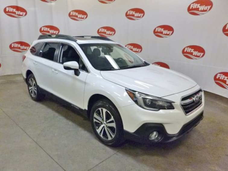 New 2019 Subaru Outback 2.5i Limited SUV in Clearwater