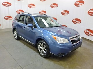Certified Pre-Owned 2015 Subaru Forester 2.5i Touring (CVT) JF2SJAWC1FH819074 for Sale in Clearwater, FL