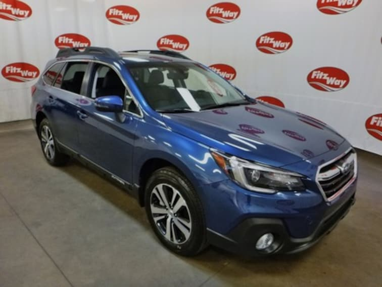 New 2019 Subaru Outback 3.6R Limited SUV in Clearwater