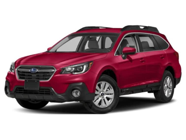 New 2019 Subaru Outback 2.5i Premium SUV in Clearwater