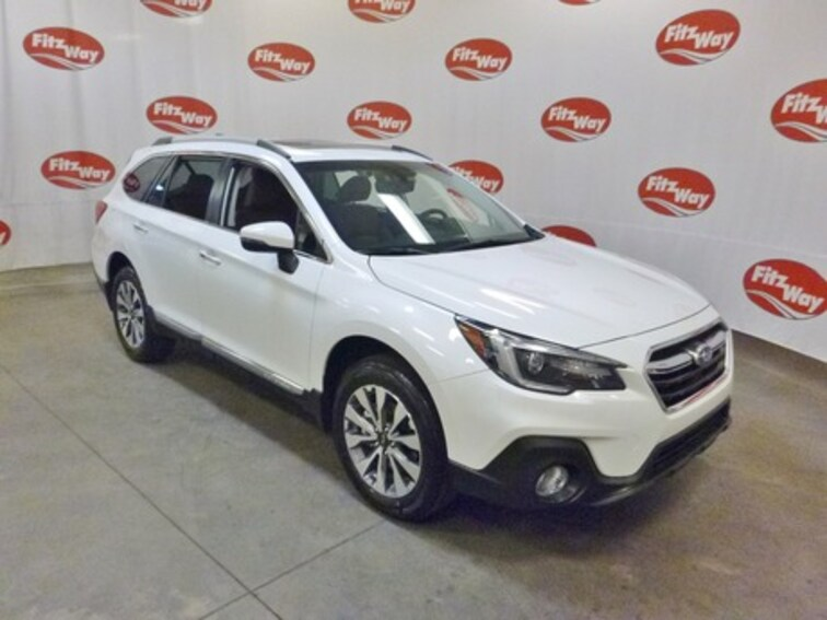 New 2019 Subaru Outback 3.6R Touring SUV in Clearwater