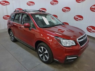 Certified Pre-Owned 2018 Subaru Forester 2.5i Premium JF2SJAGC0JH543347 for Sale in Clearwater, FL