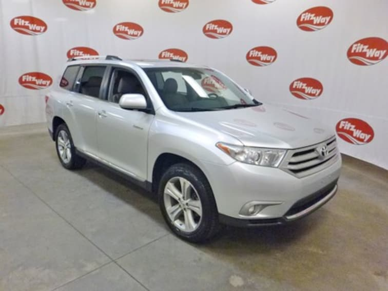2012 Toyota Highlander For Sale >> Used 2012 Toyota Highlander In Clearwater Near Tampa Fl