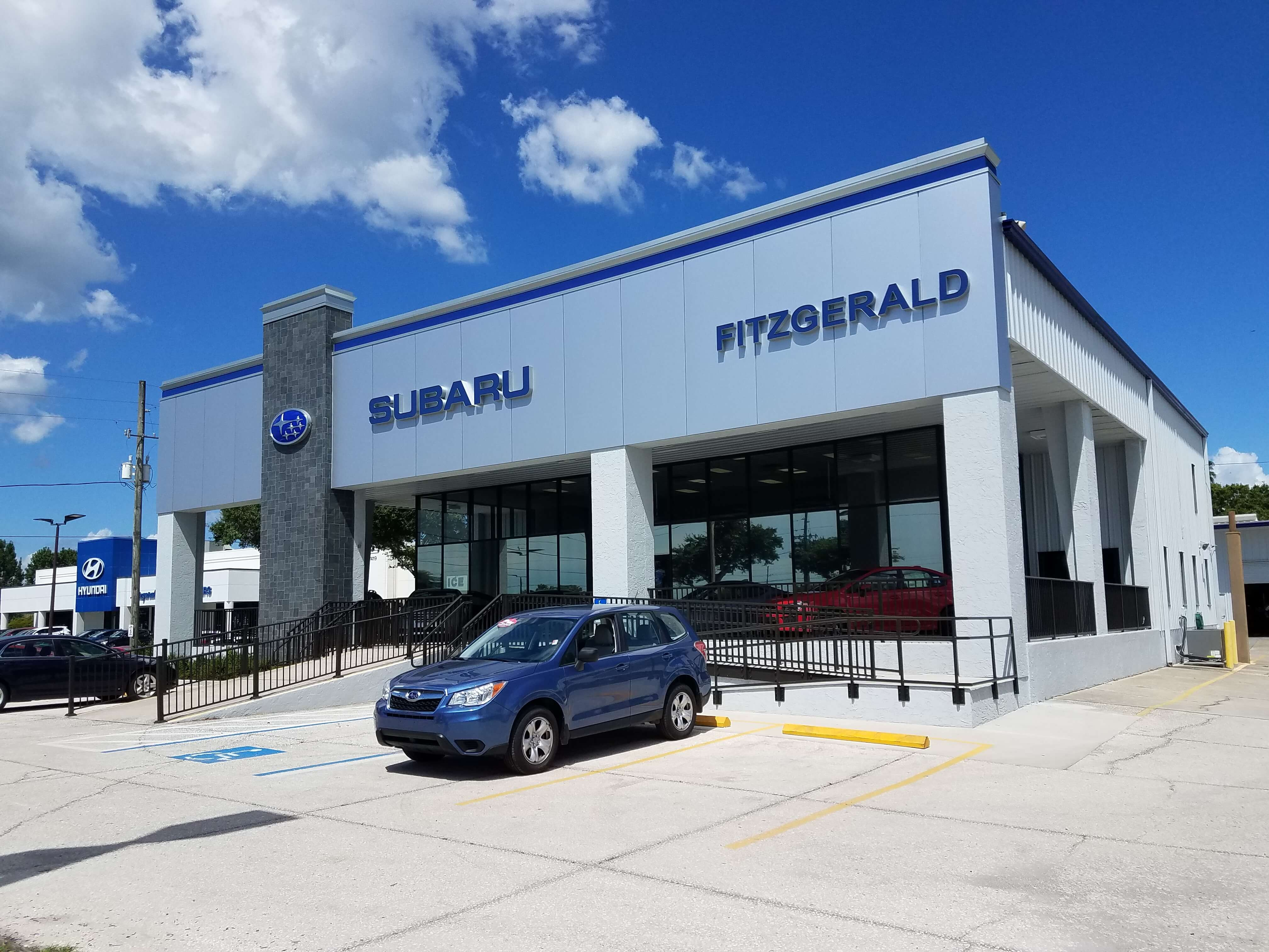 fitzgerald 39 s countryside subaru in clearwater fl. Black Bedroom Furniture Sets. Home Design Ideas