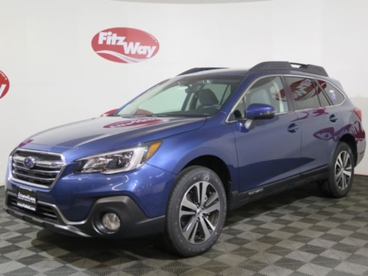 New 2019 Subaru Outback 3.6R Limited SUV in Gaithersburg