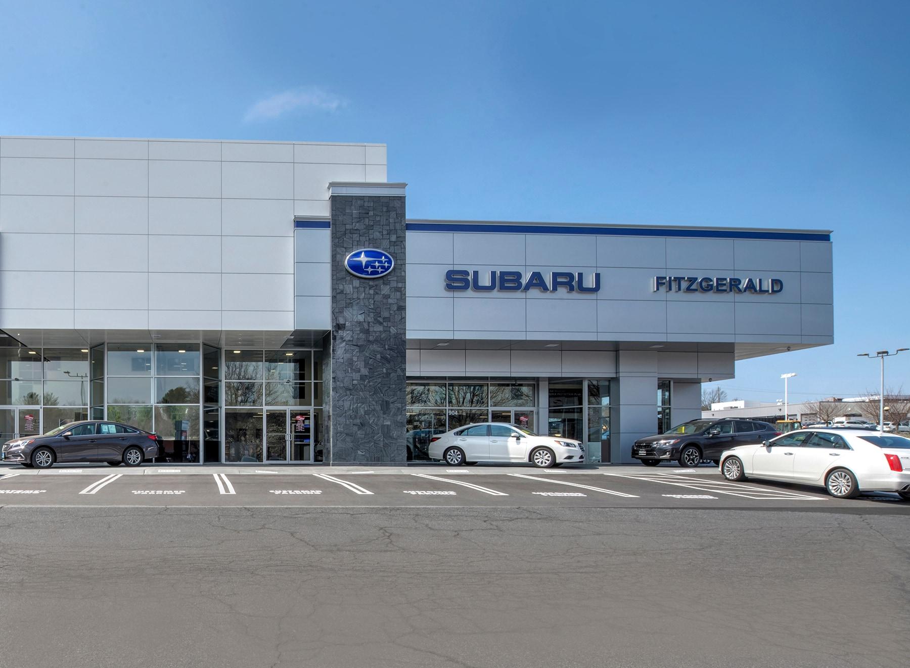 Used Car Dealerships In Frederick Md >> New Subaru & Used Car Dealer   Fitzgerald Subaru of ...