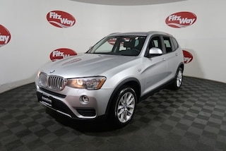 Used 2017 BMW X3 xDrive28i SAV S323989A for sale in Gaithersburg, MD