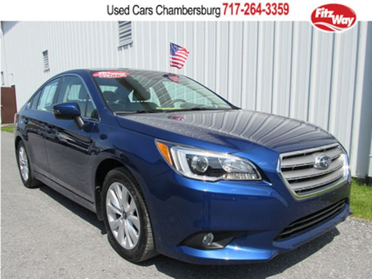 819732a0407 Used 2016 Subaru Legacy 2.5i Premium For Sale in Gaithersburg MD ...