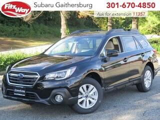 New 2019 Subaru Outback 2.5i Premium SUV 4S4BSAHC1K3227556 in Gaithersburg