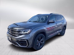 2021 Volkswagen Atlas 3.6L V6 SE w/Technology R-Line (2021.5) SUV for Sale in Frederick MD