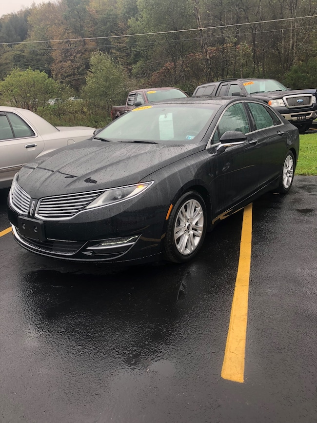 2016 Lincoln MKZ Sedan