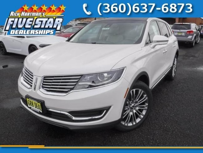 2018 Lincoln MKX Reserve Reserve AWD