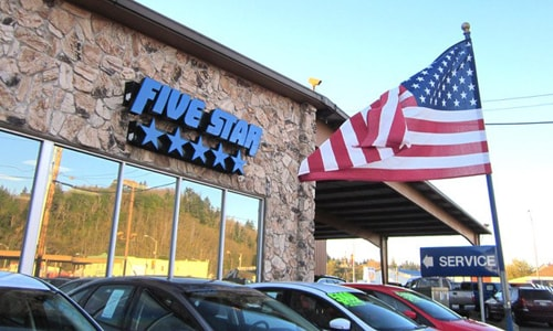 Five Star Ford Lincoln | Lincoln, Ford Dealership in ...