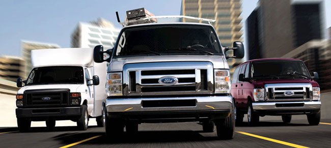 Ford Commercial Fleet