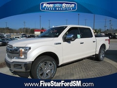 2018 Ford F-150 Lariat Truck SuperCrew Cab