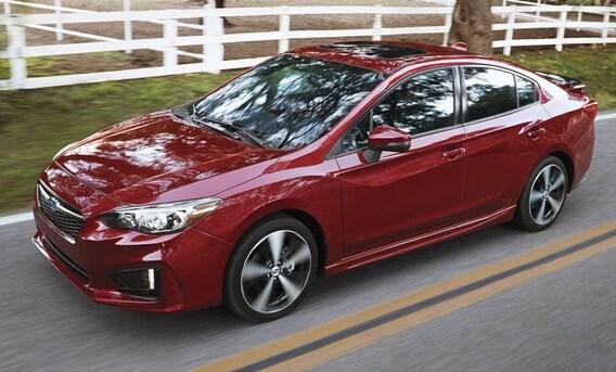 2019 Subaru Impreza dealer in Dallas Fort Worth Grapevine TX